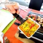 Zubereitung Asia Raclette
