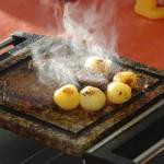 Rosmarin Kartoffeln als Beilage - Heißer Stein