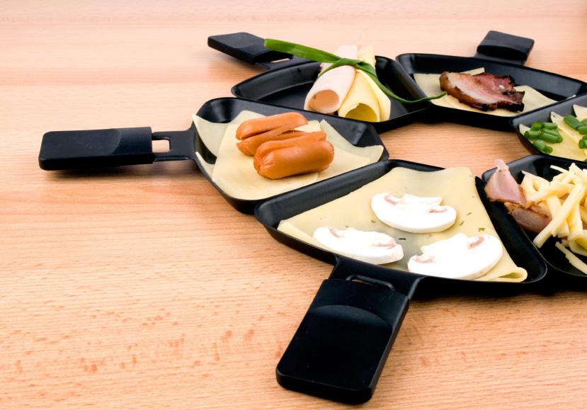 raclette beilagen raclette grill. Black Bedroom Furniture Sets. Home Design Ideas