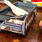 Raclette Candle Light mit Teelichtern