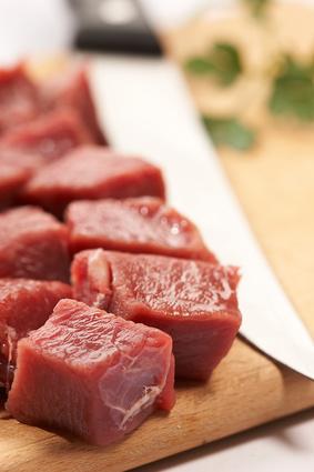 Fleisch - Raclette Zubereitung
