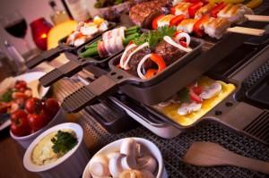 Raclette Grill - Mit den richtigen Zutaten und Ideen garantiert lecker!
