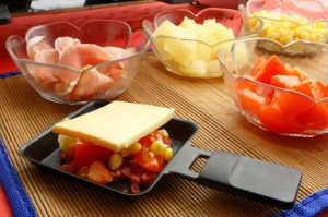 Raclette Grill-Party