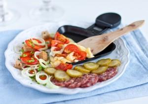 Raclette im Sommer