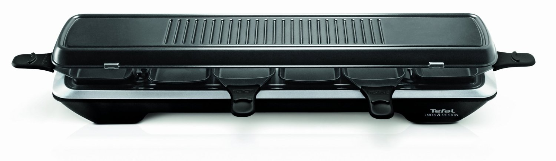 tefal re 5228 raclette simply line 6 inox testbericht. Black Bedroom Furniture Sets. Home Design Ideas