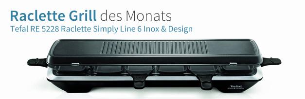 raclette grill testberichte rezepte und tipps. Black Bedroom Furniture Sets. Home Design Ideas