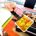 Zubereitung Asia Raclette