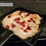Flammkuchen mit Raclette