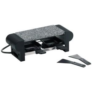 Kela 66493 Mini Raclette mit Heißer Stein Funktion