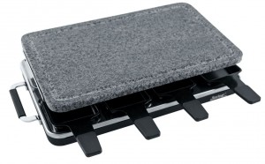 Raclette Grill Spring 8 Inox Stone