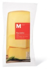 M-Classic Raclette Block, 600g