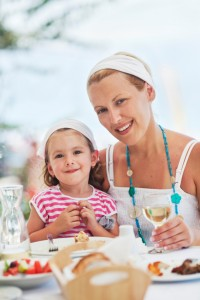 Raclette mit Kindern
