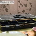 Severin RG 2343 Raclettegrill