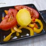 Tomate Paprika Raclette Rezept