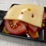 Mit Käse überbacken: Vegetarisches Raclette